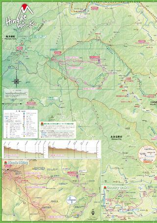 日の出ウォーク(MAP)平成29年版