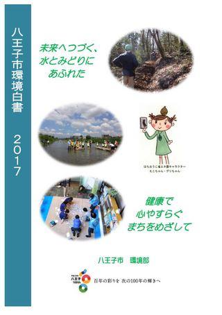 八王子市環境白書 2017